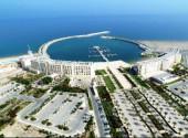 Hotel Millenium a Musannah vicino a Muscat.