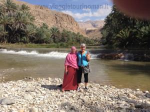 Wadi Bani Khalid. Oman.