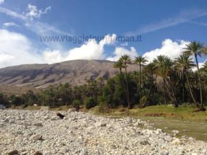 Oman, foto di Wadi Bani Khalid.