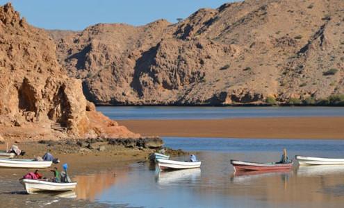"""Viaggio in Oman """"Le Dune Bianche dell'Oman"""". Tour in Oman con Muscat, Nizwa, il deserto e il mare nel Nord Est. Viaggi in Oman con partenze garantite. Tour in Oman con partenze in gruppo."""