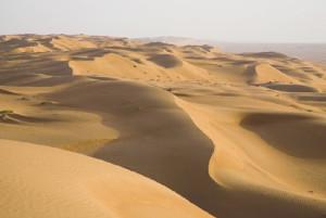 Wahiba Sands, Oman nord