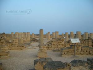Foto di Al Baleed, Salalah, nel Dhofar, Oman del sud.