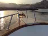 Crociere Oman, foto Yacht