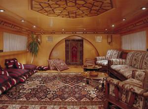 Foto yacht per crociera in Oman.
