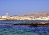 viaggi in Oman sud, foto delle isole del Dhofar.