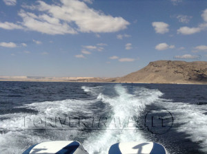 Viaggi in Oman, foto dell' arrivo alle Isole del Dhofar.