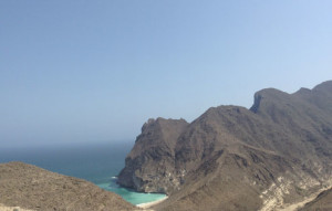 La via dell' incenso, Oman