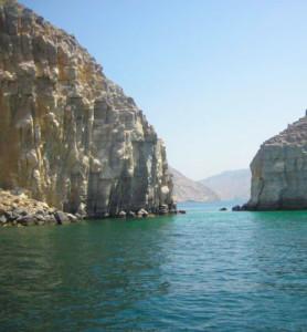 Oman, il Musandam