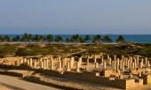 Foto di Sumhuram, Oman Sud.