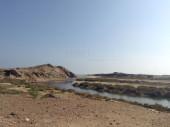 Wadi Birmat, Salalah, Oman.