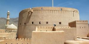 Il forte di Nizwa, Oman