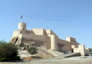 Forte di Nakhal, Oman.
