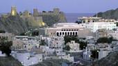 Muscat, Oman foto panoramica