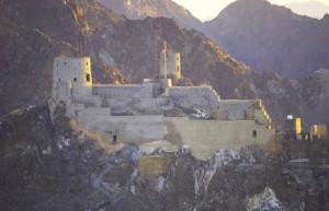 forte di Jabrin, Oman