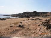 Viaggio in Oman, foto lungo la via dell' Incenso: il mare nel Dhofar.