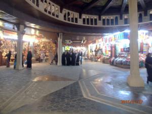 Viaggi in Oman, tour di Muscat, foto del souq.