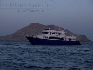 Crociera in Oman nel Mar Arabico, a bordo della nave Saman Explorer,