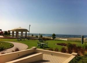 Soggiorno mare presso l' Hotel Marriott Salalah Oman, foto del Mar Arabico