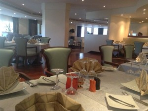 Vacanze mare presso l' Hotel Marriott Salalah Oman, foto di un ristorante dell' Hotel