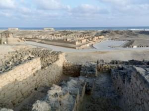 Oman, Salalah sito Archeologico Al Baleed