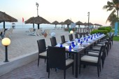 Tour e vacanze mare in Oman. Hotel Crowne Plaza in Salalah, Dhofar.