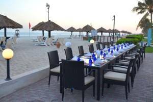 Tour e vacanze mare in Oman. Hotel Crowne Plaza in Salalah, Dhofar.