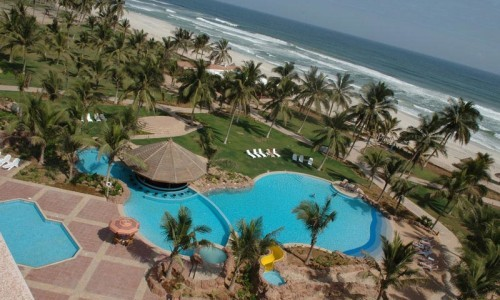 Vacanze mare in Oman offerta mare Crowne Plaza Salalah hotel. Offerta Soggiorno mare e vacanza mare in Oman del Sud a Salalah nel Dhofar.