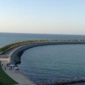 Vacanza al mare in Oman, hotel Millennium Muscat.