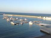 Vacanza al mare in Oman, hotel Millennium Muscat. Foto della marina.