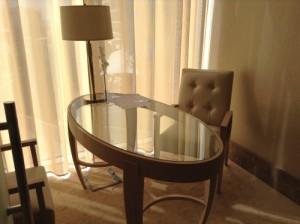 Vacanze mare Oman, hotel Millennium vicino a Muscat. Foto dettaglio camera.