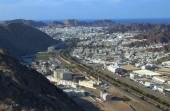 Viaggi in Oman, foto di Muscat, panorama